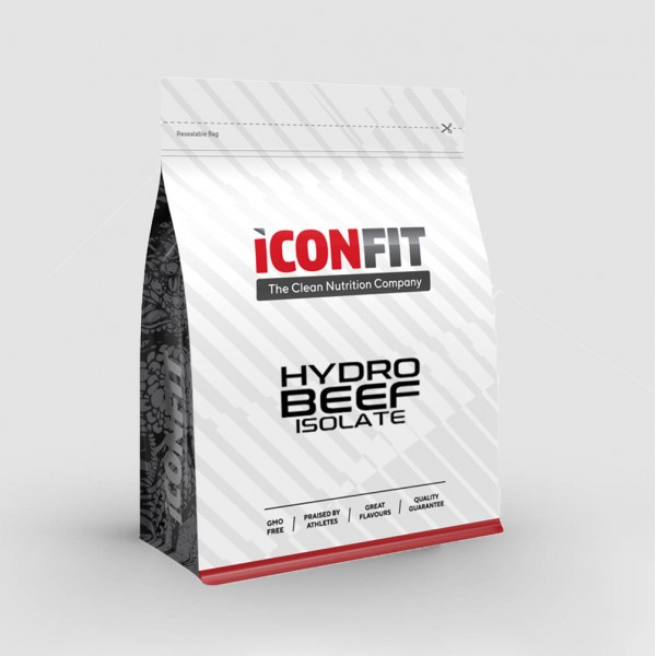 ICONFIT HydroBEEF™ Isolaat (1KG)