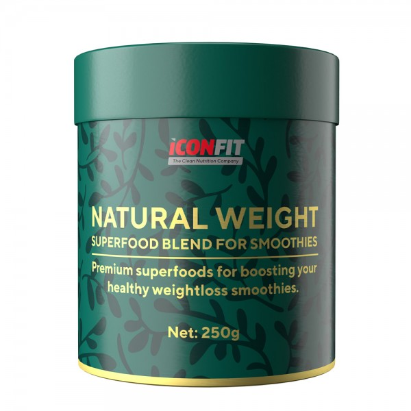 ICONFIT Natural Weight (Smuutidele 250g)