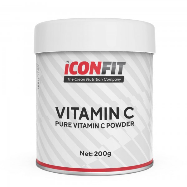 ICONFIT Vitamiin C Pulber