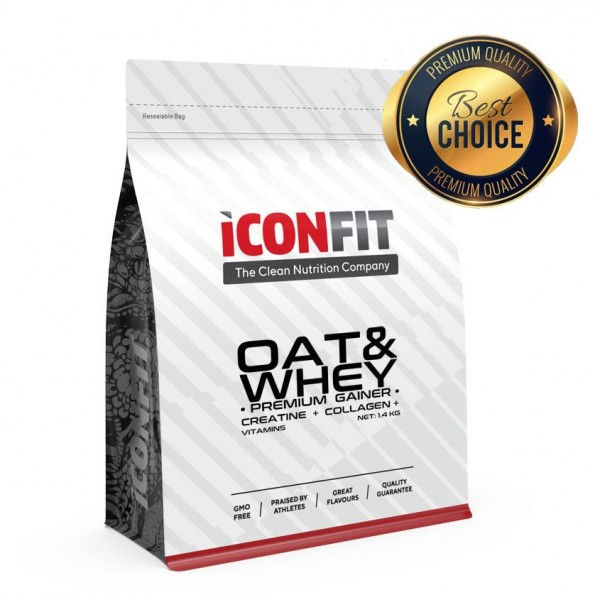 ICONFIT OAT&WHEY Pro Gainer