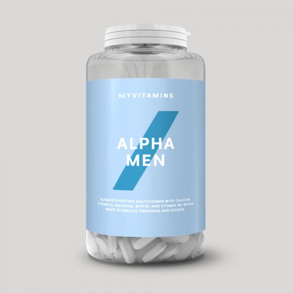 Multivitamiin - Alpha Men